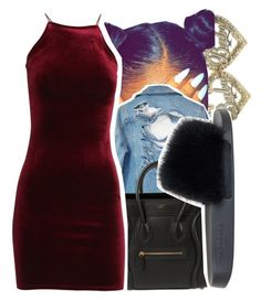 """""""✨"""" by lookatimani ❤ liked on Polyvore featuring Retrò, High Heels Suicide and Givenchy"""