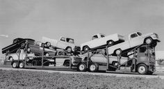 Another Load!!!   Towing and auto transporter insurance.  www.TravisBarlow.com
