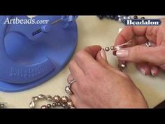 Beadalon Knot-a-Bead Continuous Necklace with Katie Hacker