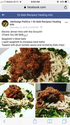 Clean Recipes, Veggie Recipes, Whole Food Recipes, Healthy Recipes, Clean Meals, Alkaline Diet Plan, Alkaline Diet Recipes, Vegan Foods, Vegan Dishes