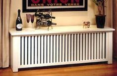 The Wooden Radiator Cabinet Co. | Apartment Therapy
