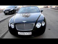 Bentley Continental GT кабриолет - Глав тест-драйв / Glav Test Drive