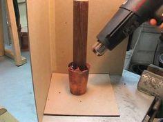 Raising a Copper Vessel, Start by Sinking Part 1