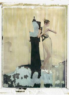 Cathleen Naundorf, The doubt I, Jean-Paul Gaultier – Haute Couture Summer 2009, 2009