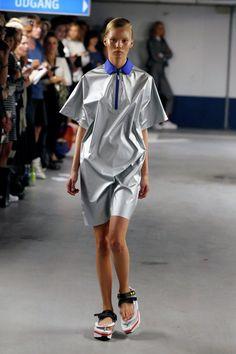 : Wali Mohammed Barrech SS15 : Copenhagen Fashion Week