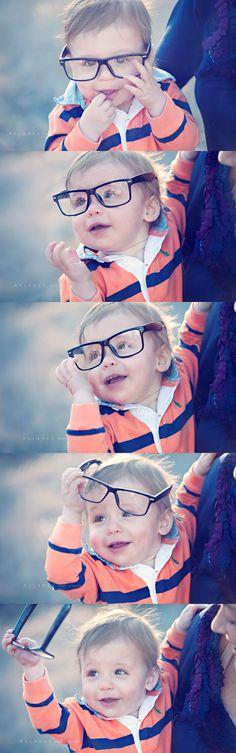 So Cute! #baby #babyglasses #cute #oticaswanny