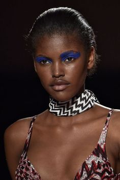 Spring/Summer 2016 hair and makeup trends