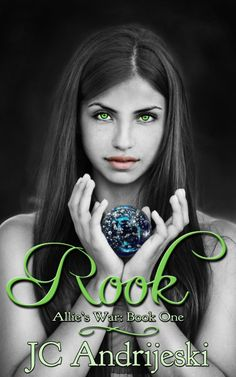 The Masquerade Crew: 4.0 on the Masq Scale. Rook by @JC Andrijeski #fantasy #romance #bookreview