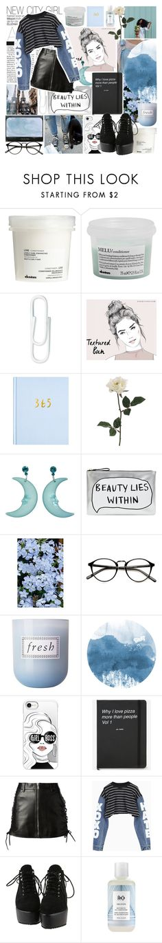 """Bridges They Are Burning"" by skittlebum ❤ liked on Polyvore featuring Prada, Davines, NARS Cosmetics, Tarina Tarantino, Accessorize, Fresh, Casetify, Yves Saint Laurent and R+Co"