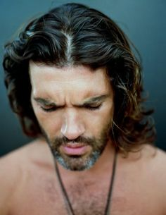 Antonio  Banderas - I love how he goes inside of himself.   ~ Diana M. Joice