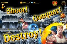 #Android Contra el clásico juego de Konami hace su llegada al Play Store. - http://droidnews.org/?p=5982
