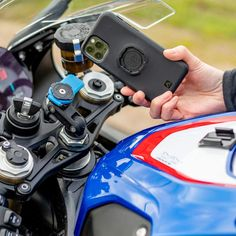 Smartphone manufacturing company Quad Lock is partnering with 3D printing company Ultimaker to help design a unique product that serves millions of bikers across the globe, with much lower development costs and time. 3d Printing Companies, 3d Printing News, Quad, 3d Printer, Bikers, Globe, Smartphone, Unique, Design
