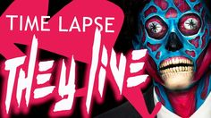 They Live Face Paint