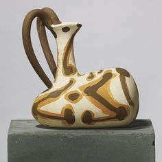 Wow, the #Picasso ceramics did really well at Sotheby's. This guy made $761k