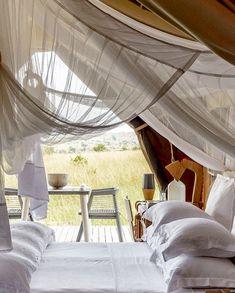 Singita Mara River Tented Camp, Lamai : Tanzania.