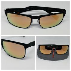 eb95460383987 Prada Accessories - Prada Sunglasses Gold Mirror Lens Unisex