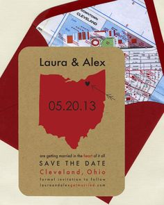 """We're """"Laura & Alex""""! Our design is on Etsy. Cool!"""