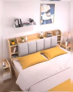 Advice, tactics, along with quick guide for receiving the most effective result as well as creating the optimum perusal of bedroom furniture ideas Bedroom Closet Design, Small Room Bedroom, Trendy Bedroom, Space Saving Bedroom, Bedroom Decor, Bedroom Kids, Bedroom Colors, Small Room Design, Home Room Design