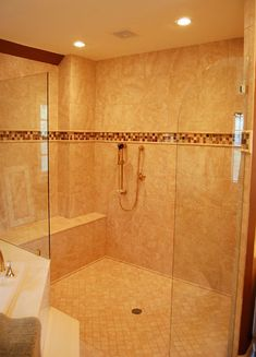 Green Residence Bathroom Renovation of existing basement new