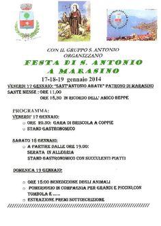 Festa di S. Antonio a Marasino http://www.panesalamina.com/2014/20476-festa-di-s-antonio-a-marasino.html