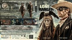The Lone Ranger Blu-ray Custom Cover Blu Ray Collection, Armie Hammer, Blu Ray Movies, The Lone Ranger, Johnny Depp, Cover Design, Lonely, Gallery, Artwork