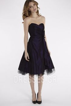 c608177f3de1 Μέχρι+το+Γόνατο+Τα+μέσα+πλάτη+Ταφτάς+Φυσικό+. ΜοντέρνοΕπίσημα Φορέματα ShoppingΟμορφιάΜόδαSatinΔαντέλα