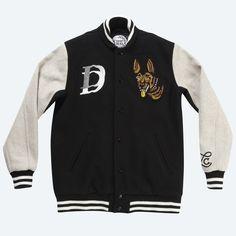 Death! Varsity Jacket
