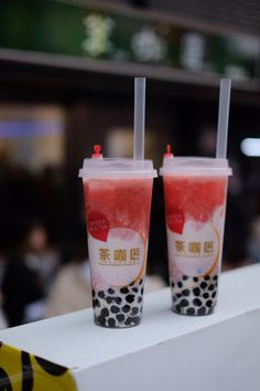 Bubble Tea Shop, Bubble Milk Tea, Yummy Drinks, Yummy Food, Bubble Drink, Boba Drink, Snacks Saludables, Japanese Snacks, Aesthetic Food