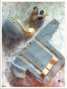 Knitting by CANASTILLA ARTESANAL. Discussion on LiveInternet