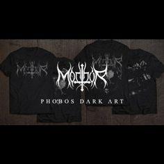 MORTHUR: Em parceria com a Phobos Dark Art, banda apresenta nova linha de camisetas #Morthur #NovasCamisetas #PhobosDarkArt #SangueFrioRecords #SangueFrioProduções Confira em: http://www.sanguefrioproducoes.com/n/767