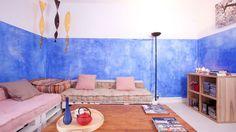 Resultado de imagen de decoracion añil dormitorio