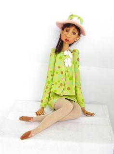 Ooak Art Doll by Dolls by Francine