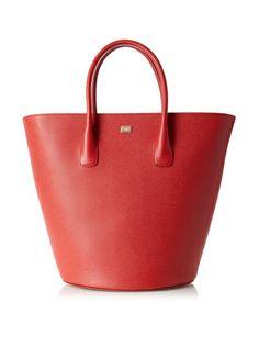 Dolce&Gabbana Women's Shopping Bag, Red