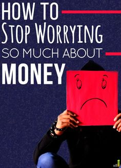 I worry about money a lot and it's really stressful! These tips have helped calm my anxiety over living with little savings, and I know what I need to do to get back on track. Frugal Living Ideas Frugal Living Tips #frugal