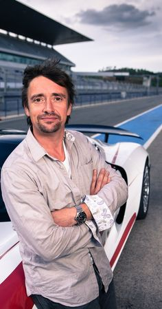 Richard Hammond, Self: The Grand Tour. Richard Hammond was born in 1969 in the British town of Solihull, which is near to Birmingham although it tries to pretend that it isn't. He started his career in local radio before getting a break on a cable TV car show where he was able to hone his presenting skills, safe in the knowledge that no one was watching. In 2002 he was given his big break on BBC Top Gear and has never looked back, ...
