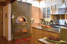 Mugnaini Wood-Fired Pizza Oven