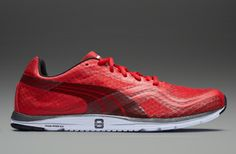 3ce6f7a374a Puma Faas 100 R - Mens Running Shoes - Red Best Neutral Running Shoes