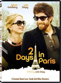 2 days in Paris.