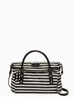 This bag is the perfect size and style for a casual day purse, especially for spring and summer.