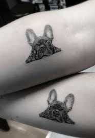 Resultado de imagen de minimalist dog tattoo