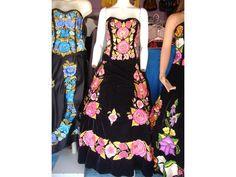 Charro Dresses, Mexico, Women's Fashion, Summer Dresses, Fashion Women, Summer Sundresses, Womens Fashion, Woman Fashion