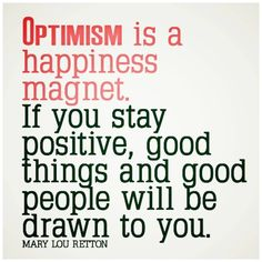optimism is a superpower! #quotes