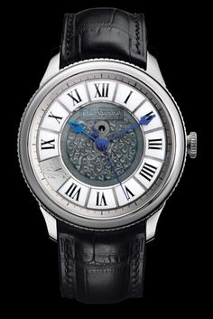 Introducting the JULIEN COUDRAY 1518 Masterpiece for Only Watch 2013 watch - Presentwatch.com