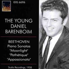 Daniel Barenboim - The Young Daniel Barenboim Plays Beethoven