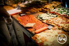 Different type of Roscioli Pizza