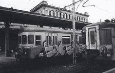 Stazione Piccola, Modena. 2° riScatto urbano di Elena Leonelli. Saranno conteggiati i RT dal seguente tweet: https://twitter.com/ElenaLeonelli/status/634302859497066496