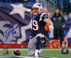 Danny Woodhead Signed Photo - TD Fist Pump Celebration 8x10 - Autographed NFL Photos by Sports Memorabilia. $76.49. Danny Woodhead New England Patriots Signed TD Fist Pump Celebration 8x10