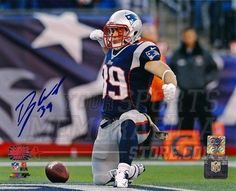 Danny Woodhead Signed Photo - TD Fist Pump Celebration 8x10 - Autographed NFL Photos by Sports Memorabilia. $76.49. Danny Woodhead New England Patriots Signed TD Fist Pump Celebration 8x10