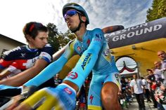 2014 Milano-Torino - Fabio Aru (Astana) 4th, Photo credit © Bettini Photo