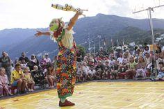 Impression of Kids Events 2012 - Ascona Ticino Switzerland